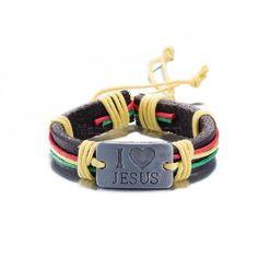 30% off! Hot Sale European American Fashion Retro Leather Bracelet FSH080-E Multicolor #madeinchina #bracelet >http://dxurl.com/RsPE