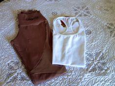 #lookdodia está linda #legging Oxyfit alta compressão conforto e performance elasticidade #equilíbrio com está regata branca Oxyfit #foco #força #fe #moda #lindaacademia #fashion #fitnesstoyou #arrasa