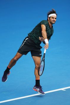 AP.Room Womens Short-Sleeved T-Shirt Roger Federer Cool Personality Design Black
