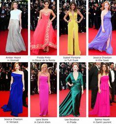 #Cannes #FilmFestival #2014 #AmberHeard #Vionnet #FreidaPinto #OscardelaRenta #IsabeliFontana #TufiDuek #JessicaChastain #ElieSaab #Versace #LaraStone #CalvinKlein #LeaSeydoux #Prada #SalmaHayek #SaintLaurent Foto e post su #GlobArts: http://glob-arts.blogspot.it/2014/05/cannes-2014-film-festival-look-beauty.html #Chenepensate?