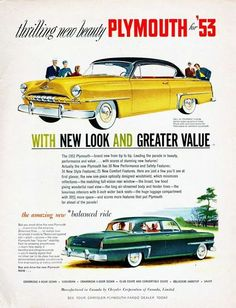 Plymouth 1953