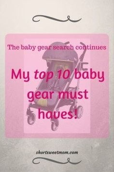 The baby gear search continues. Here is my list of top 10 baby gear must haves! These baby gear items have been lifesavers! Kids And Parenting, Parenting Hacks, What Is Sleep, Kids Fever, Preparing For Baby, Real Moms, Before Baby, Baby Massage, Friends Mom