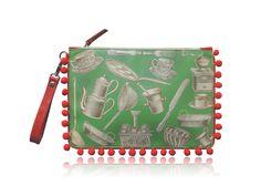 KITCHEN Clutches, Canvas, Kitchen, Prints, Leather, Bags, Beast, Tela, Handbags