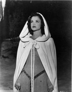 Simone Simon in The Curse of The Cat People (1944)