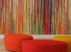 Vivid Virtual Wallpaper : maharam digital projects