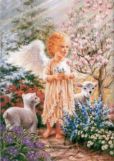 Rosas de Verônica: Anjos de Dona Gelsinger
