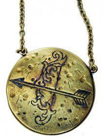 sagittarius - it's my sign!  Kinda like the bow as a tattoo ..