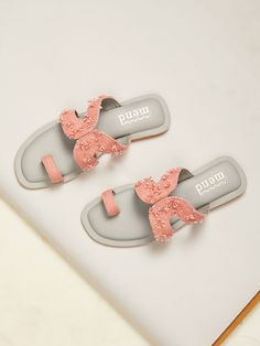 Leather Sandals Flat, Flat Sandals, Flats, Anklets, Sewing Tutorials, Jute, Casual Shoes, Peach, Slip On