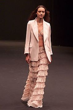 Sonia Rykiel Spring 2000 Ready-to-Wear Fashion Show