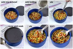Top Backpacking Food Ideas for Beginners - The Outdoor Life Way Hiking Food, Backpacking Food, Camping Meals, Ultralight Backpacking, Hiking Tips, Hiking Gear, Dry Soup Mix, Soup Mixes, Healthy Salad Recipes