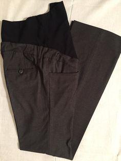 PANTALONE PREMAMAN GRIGIO CON ELASTICO REGOLATORE IN VITA Online qui: http://hipmums.it/collections/premaman/products/pantalone-premaman-grigio-con-elastico-regolatore-in-vita