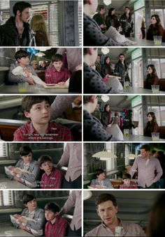 """Emma, Mary Margaret, David, and Ruby """"Snow Drift"""" 3 *21 (Part 4) yeah...nice save, Charming ;)"""