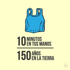 3 de julio - Día Internacional Libre de #BolsasPlasticas #InviviendaVerde
