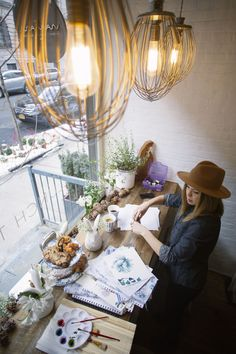 A Recipe for Success: An Afternoon at Maman • The Style Line