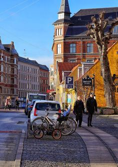 Valby in Copenhagen, Denmark