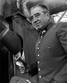 El General Pinochet Ugarte