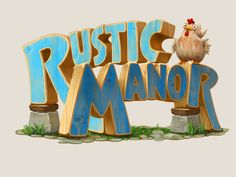 Rustic Manor