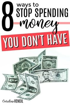 These are great! How to stop spending money you don't have. How to get your budget on track. How to get control of your finances. Saving money tips. Personal finance tips. Get control of spending. How to go from being a spender to a saver. How to save more money. #LifeInsuranceFactsTips