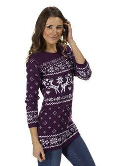 Womens christmas sweaters uk