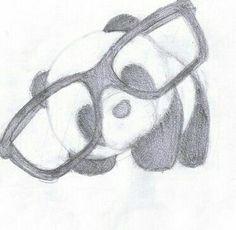 So cuteeeee Cute Drawings Tumblr, Cute Sketches, Art Drawings Sketches Simple, Kawaii Drawings, Cartoon Drawings, Easy Sketches To Draw, Cartoon Pencil Drawing, Hipster Drawings, Easy Pencil Drawings