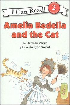 Amelia Bedelia and the Cat (I Can Read Level 2) | Main photo (Cover)