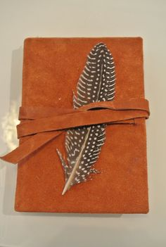 A Day in the Life: DIY Leather Journal