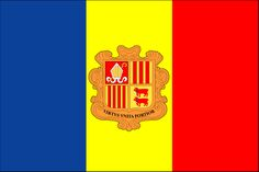 Country Flags: Andorra Flag