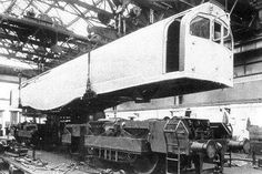 The construction of the Leader, Oliver Bulleid's vision of the future of steam power. Diesel Locomotive, Steam Locomotive, Southern Trains, Heritage Railway, Flying Scotsman, Abandoned Train, Southern Railways, Steam Railway, Rolling Stock
