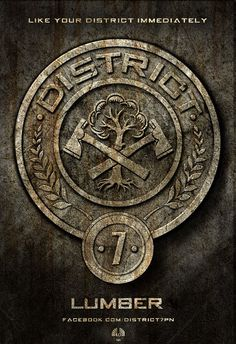 District 7. The Hunger Games