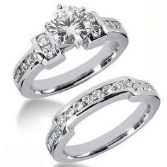 2.00 Karat Diamantringe *Exclusivset No.22*