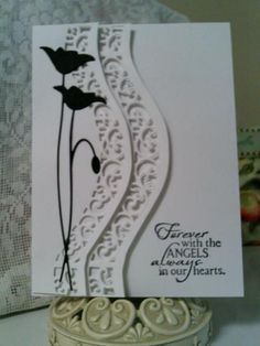 CAS307: Forever by Precious Kitty - Cards and Paper Crafts at Splitcoaststampers More