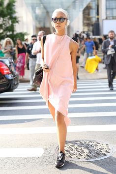 The best street style from NYFW day 1