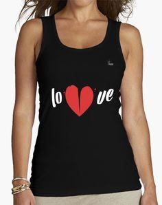 Camiseta LOVE D Camiseta mujer sin mangas  18,90 € - ¡Envío gratis a partir de 3 artículos!