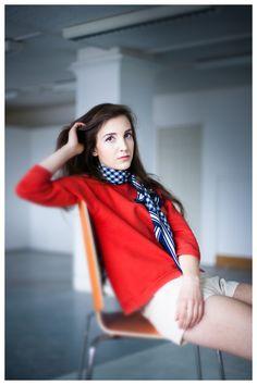 Shorts Design LINA 100% untreated cotton/  Photos F 1.4 Atelier/ Model Barbora Gajdošová/ Make Up Karolina Pacholarz/ Stylist LINA/