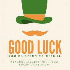 Good luck! You're go