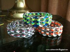 Art Room Art Club Fundraising- These bracelets are becoming harder to find and could be very profitable. Pop Tab Crafts, Soda Can Crafts, Fun Crafts, Recycled Art Projects, Upcycled Crafts, Fundraising Crafts, Creation Crafts, Camping Crafts, Rainbow Loom