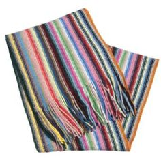 And these colors (Johnstons of Elgin scarf)