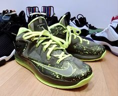 Nike LeBron 11 Low Dunkman Detailed Pictures