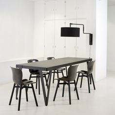Functionals Collection (Wendela Chair, Swivel Wall, Lloyd Table)   Designlinq