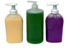 Cómo hacer jabón líquido a partir de una barra de jabón