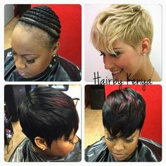 When you care for your hair your whole life changes. Good hair tells other people that you are put together. Long Weave Hairstyles, Sew In Hairstyles, Black Girls Hairstyles, Pretty Hairstyles, Short Weave, Quick Weave, Short Shag, Short Fringe, Short Hair Cuts