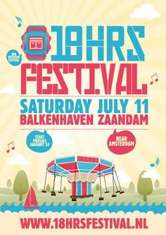 18 Hours Festival launches its 5th anniversary... | WikiFestivals