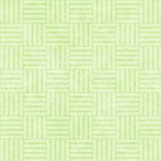 Basketweave  Green by Quilting Treasures 24447-H by OakHillFabrics