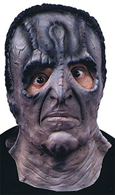 Star Trek Cardasian Creepy Scary Latex Adult Halloween Costume Mask * You can find out more details at the link of the image.
