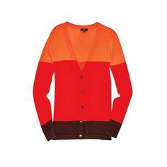 Cardigan en coton, de Gap. Prix: 60$. Info: gapcanada.ca