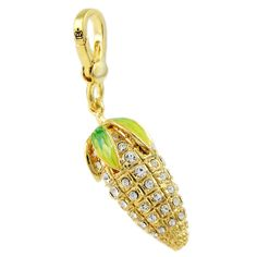 Juicy Couture Pave Corn Charm