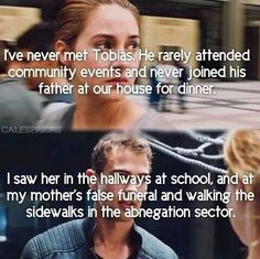 Tobias sounds like a stalker to me…