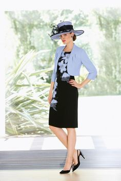 9996. Condici Mother of the Bride & Groom Outfit 70778: Azure: 14