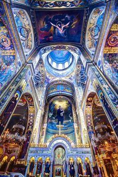 St. Volodymyr's Cathedral, Kiev