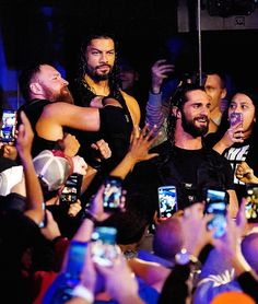 The New Day Wwe, Wwe Seth Rollins, The Shield Wwe, Wwe Roman Reigns, Dean Ambrose, Professional Wrestling, Big Dogs, Romans, Celebrity